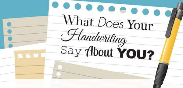 Know What Your Handwriting Say About Your Personality